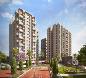 Gallery Cover Image of 981 Sq.ft 2 BHK Apartment for buy in Rahatani for 7280000