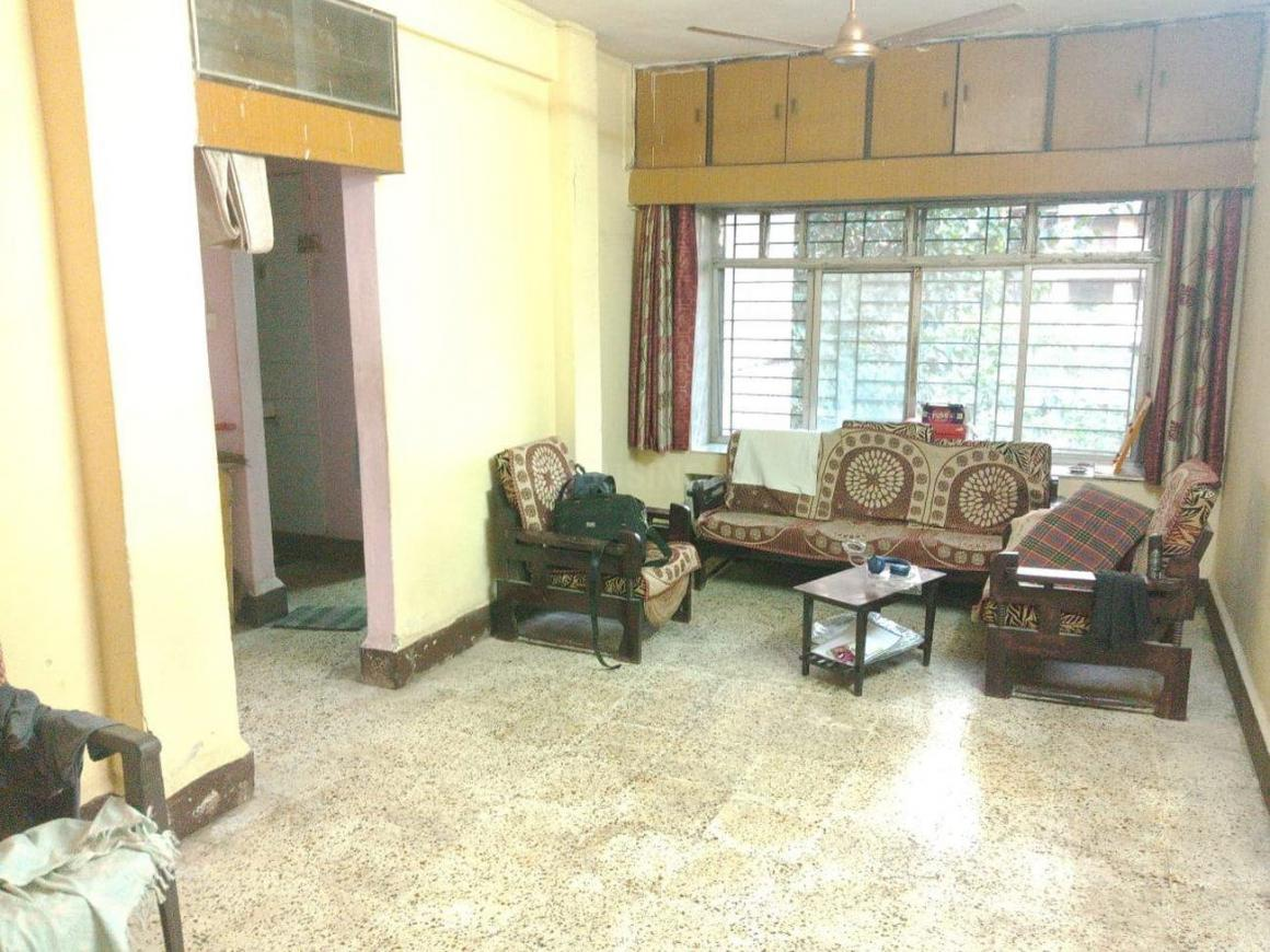 Living Room Image of 450 Sq.ft 1 BHK Apartment for rent in New Panvel East for 8000