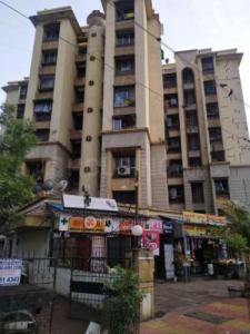 Gallery Cover Image of 450 Sq.ft 1 BHK Apartment for rent in Thane West for 7000