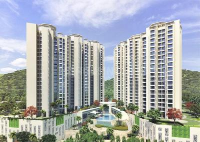 Gallery Cover Image of 700 Sq.ft 1 BHK Apartment for buy in Shilphata for 4500000