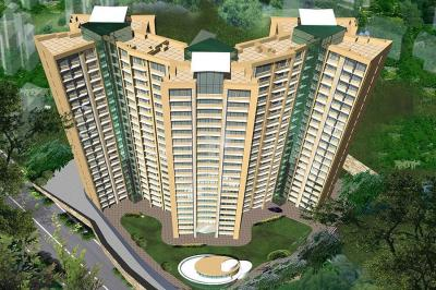 Gallery Cover Image of 1535 Sq.ft 3 BHK Apartment for rent in Malad East for 45000