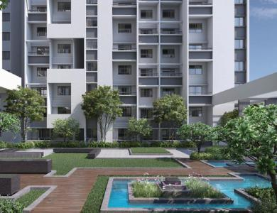 Gallery Cover Image of 900 Sq.ft 2 BHK Apartment for buy in Hinjewadi for 5700000
