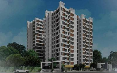 Gallery Cover Image of 1227 Sq.ft 3 BHK Apartment for buy in DRA Pristine Pavilion Phase I, Mahindra World City for 4200000