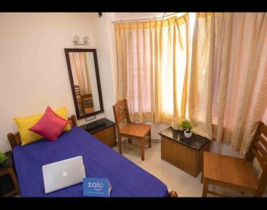 Bedroom Image of Zolo Royce in Sholinganallur