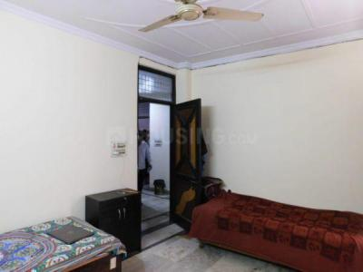 Bedroom Image of Shri Hanuman PG in Laxmi Nagar
