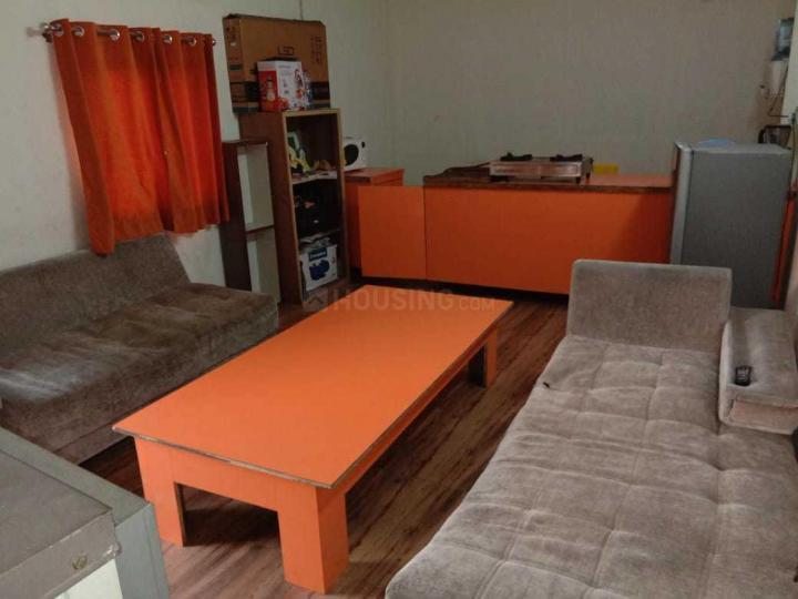 Living Room Image of Orange Grey Rooms in Ranjeet Nagar