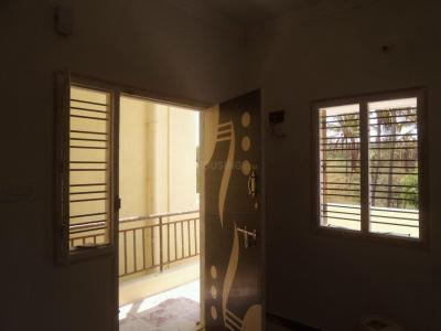 Gallery Cover Image of 450 Sq.ft 1 BHK Apartment for rent in Soundarya Layout for 7000