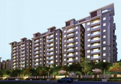 Gallery Cover Image of 1261 Sq.ft 2 BHK Apartment for buy in Tellapur for 6178000