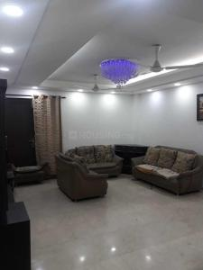 Gallery Cover Image of 1850 Sq.ft 3 BHK Independent House for rent in Kalkaji for 44000