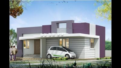 Gallery Cover Image of 741 Sq.ft 2 BHK Villa for buy in Whitefield for 3526000