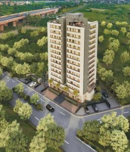 Gallery Cover Image of 1480 Sq.ft 3 BHK Apartment for buy in Amiraj Mulberry Height, Shilaj for 7000000