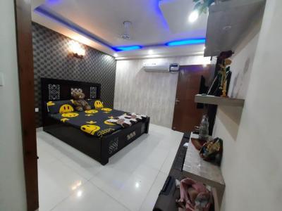 Bedroom Image of Sathwik Girls PG in Ashoka Enclave