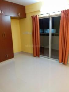 Gallery Cover Image of 1550 Sq.ft 3 BHK Apartment for rent in Hara Vijaya Heights, Lingadheeranahalli for 19000