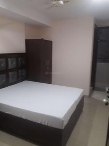 Bedroom Image of Chouhan PG in Karol Bagh
