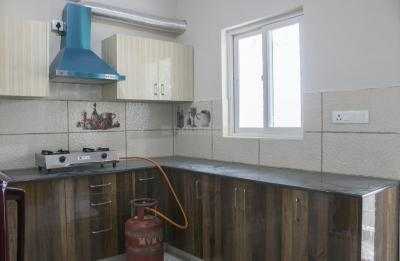 Kitchen Image of Babu Nest 003 in Hennur