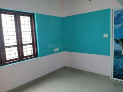 Gallery Cover Image of 750 Sq.ft 1 BHK Independent House for rent in Banaswadi for 15800