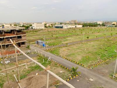 650 Sq.ft Residential Plot for Sale in Wagholi, Pune