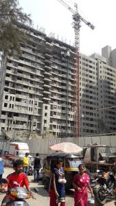 Gallery Cover Image of 1286 Sq.ft 2 BHK Apartment for buy in Khar West for 52400000