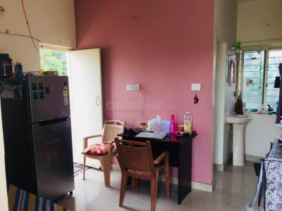 Gallery Cover Image of 1200 Sq.ft 1 BHK Independent Floor for rent in Banaswadi for 11500