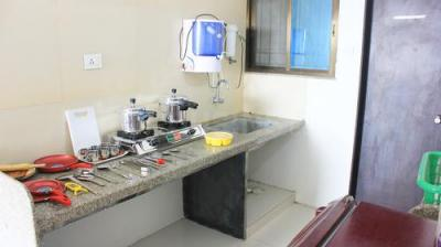 Kitchen Image of G 603, Wisdom Park in Pimpri