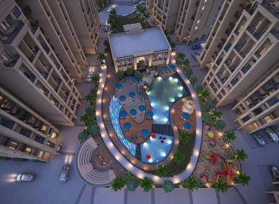 Gallery Cover Image of 660 Sq.ft 1 BHK Apartment for buy in Rohinjan for 5000000