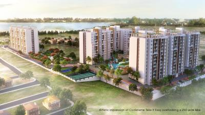 Gallery Cover Image of 1370 Sq.ft 3 BHK Apartment for buy in Shriram Blue, Krishnarajapura for 8385000