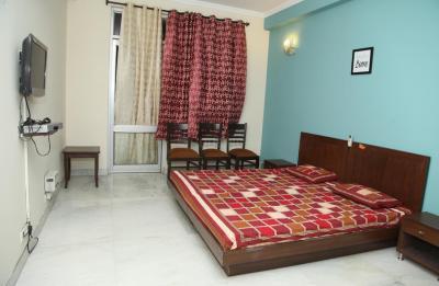 Bedroom Image of Mahesh House Sf in Sushant Lok I