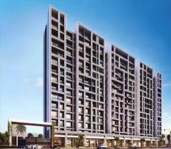 Gallery Cover Image of 700 Sq.ft 1 BHK Apartment for buy in Unique Ivana, Mira Road East for 5500000