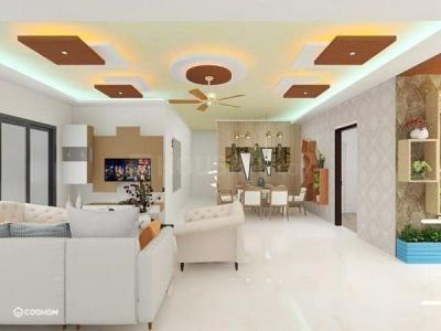 Gallery Cover Image of 1680 Sq.ft 3 BHK Apartment for rent in Purva Palm Beach, Kyalasanahalli for 30000
