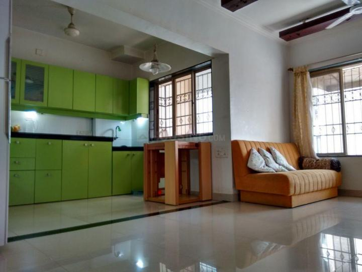 Living Room Image of 850 Sq.ft 2 BHK Apartment for rent in Kandivali West for 26000