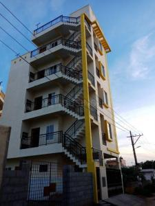 Gallery Cover Image of 600 Sq.ft 1 BHK Independent Floor for rent in Hosur for 7000