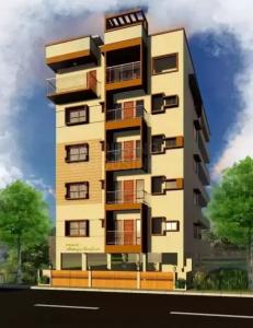 Gallery Cover Image of 1075 Sq.ft 2 BHK Apartment for buy in Srinivaspura for 5500000