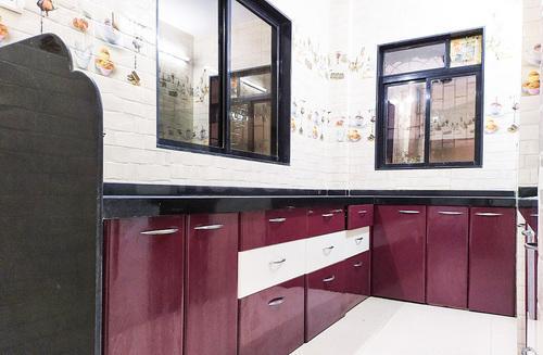 Kitchen Image of Shantiniketan Chs Flat No-e 43 in Nerul