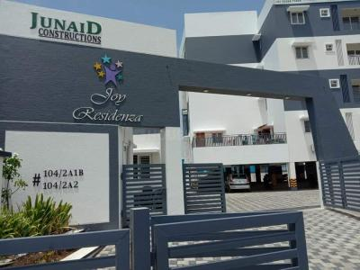 Gallery Cover Image of 815 Sq.ft 2 BHK Apartment for buy in Junaid Construction Joy Residencia, Maduravoyal for 4564000