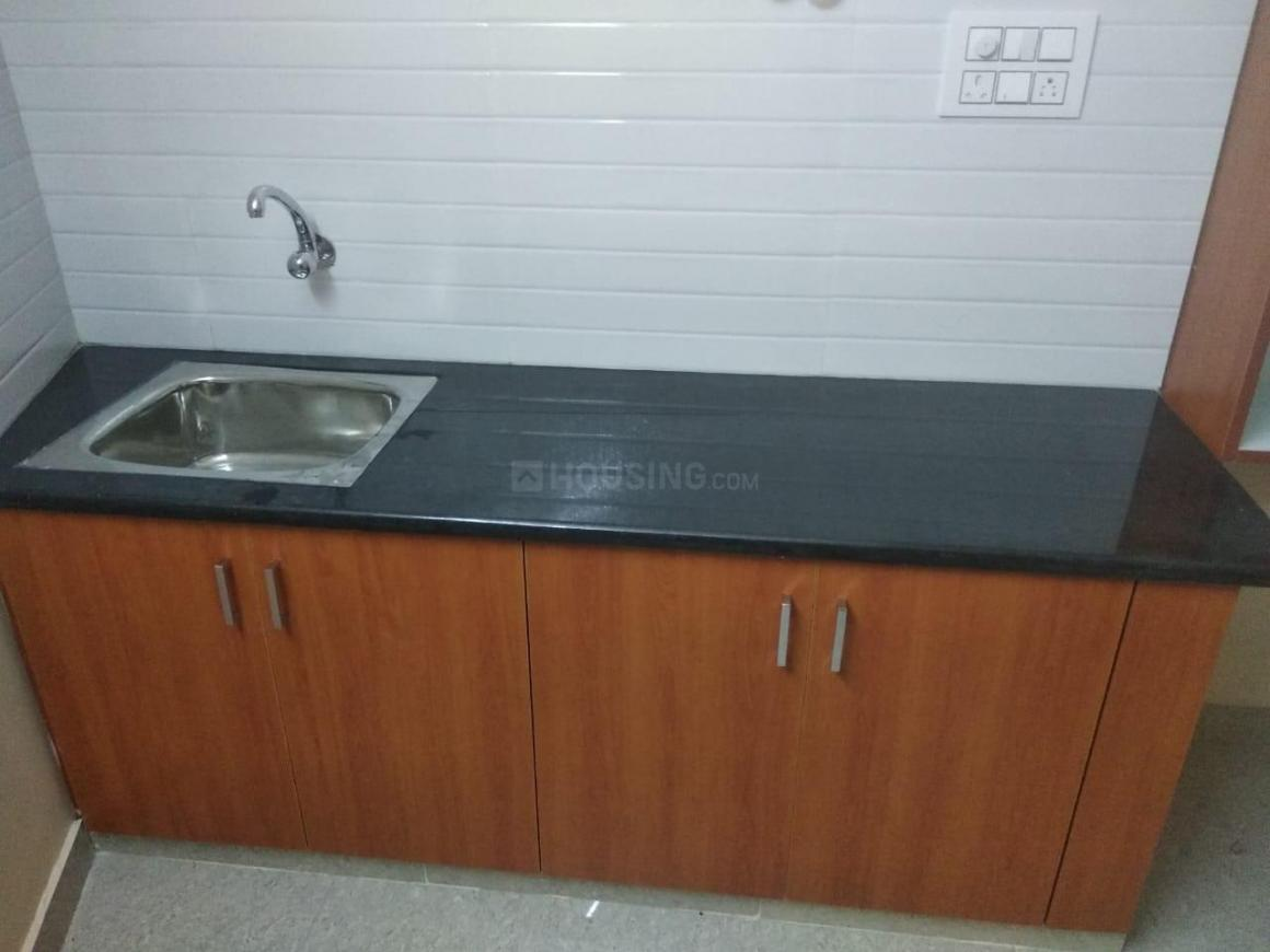 Kitchen Image of 250 Sq.ft 1 RK Independent Floor for rent in RMV Extension Stage 2 for 7000