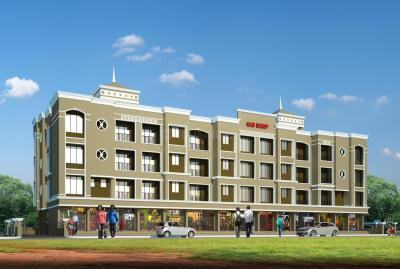 Gallery Cover Image of 610 Sq.ft 1 BHK Apartment for buy in Shelu for 1700000