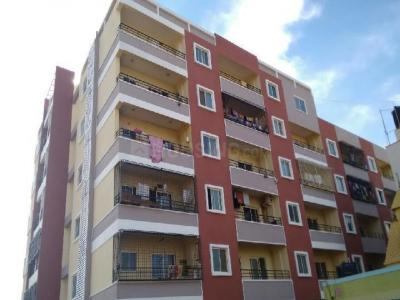 Gallery Cover Image of 1350 Sq.ft 3 BHK Apartment for rent in Kumari Brundavan, Halanayakanahalli for 23000