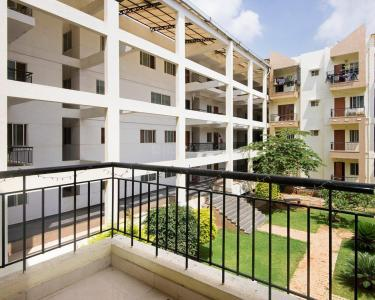 Gallery Cover Image of 1200 Sq.ft 1 BHK Apartment for rent in Kristal Campus 10, Chikkadunnasandra for 5000