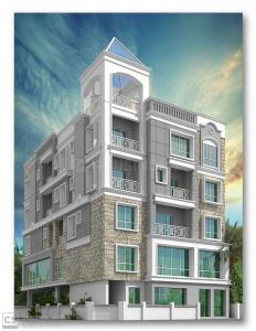 Gallery Cover Image of 1630 Sq.ft 3 BHK Apartment for buy in rup apartment, Bhowanipore for 15485000