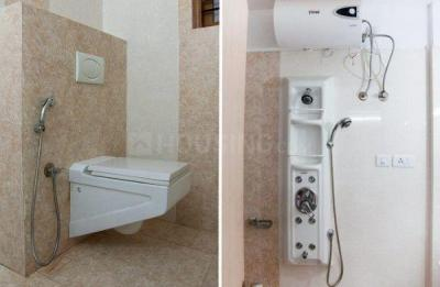 Bathroom Image of Fully Furnished Paying Guest Accommodation For Males & Females At Powai Hiranandani Garden in Powai