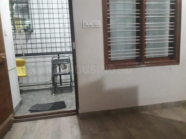 Living Room Image of 600 Sq.ft 1 BHK Independent Floor for rent in Rajajinagar for 10000