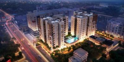 Gallery Cover Image of 900 Sq.ft 2 BHK Apartment for buy in Belani Ayana, Madhyamgram for 3000000