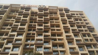 Gallery Cover Image of 990 Sq.ft 2 BHK Apartment for rent in Gami Trixie, Ulwe for 15000