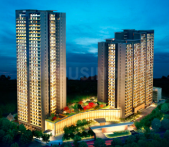 Gallery Cover Image of 1478 Sq.ft 2 BHK Apartment for buy in Krisumi Waterfall Residences, Sector 36A for 14000000