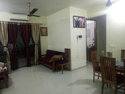 Gallery Cover Image of 1210 Sq.ft 2 BHK Apartment for rent in Kharghar for 22000