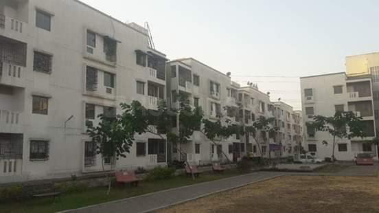 Building Image of 1200 Sq.ft 3 BHK Apartment for rent in Boisar for 8000