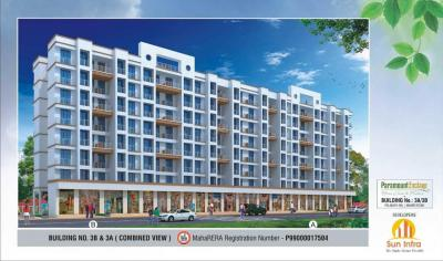 Gallery Cover Image of 440 Sq.ft 1 RK Apartment for buy in Juna Palghar for 1299000