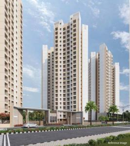 Gallery Cover Image of 590 Sq.ft 1 BHK Apartment for buy in Sunteck West World, Naigaon East for 3300000