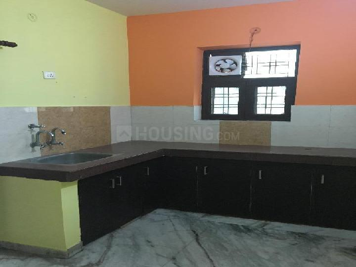 Kitchen Image of 1200 Sq.ft 3 BHK Independent Floor for rent in Sector 47 for 35000