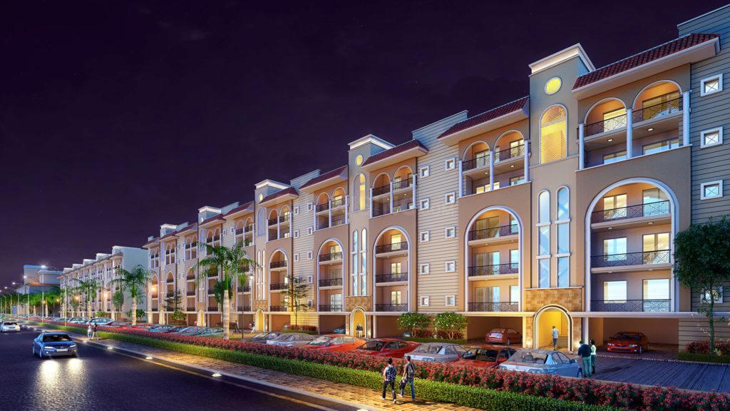 Building Image of 1705 Sq.ft 3 BHK Apartment for buy in Nabha for 5690000